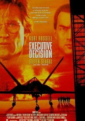Executive Decision's Poster