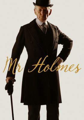 Mr. Holmes's Poster