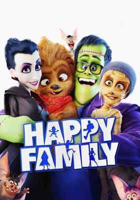 Monster Family's Poster