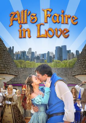All's Faire in Love's Poster