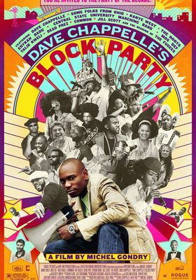 Dave Chappelle's Block Party's Poster