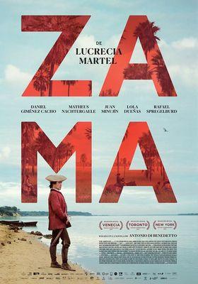 Zama's Poster