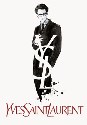 Yves Saint Laurent's Poster