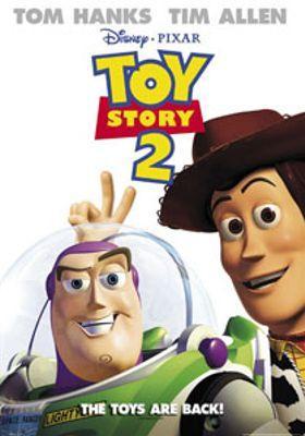 『トイ・ストーリー2』のポスター