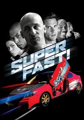 Superfast!'s Poster