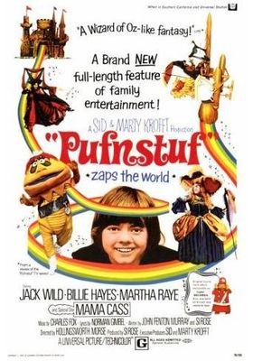 퍼픈스터프의 포스터