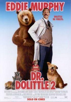 『ドクター・ドリトル2』のポスター