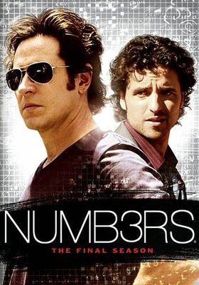 Numb3rs Season 6's Poster