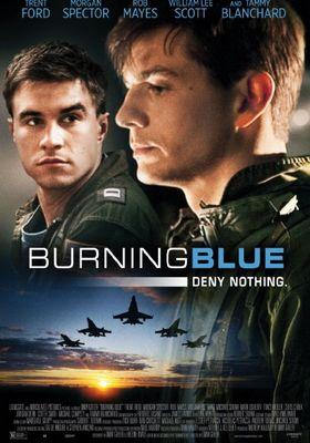 버닝 블루의 포스터