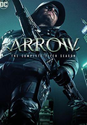 Arrow Season 5's Poster