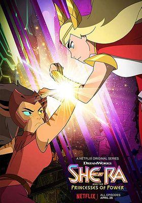 She-Ra and the Princesses of Power Season 2's Poster