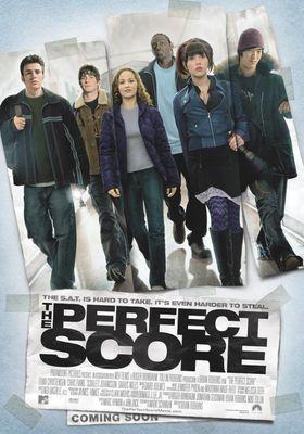 『スカーレット・ヨハンソンの百点満点大作戦』のポスター