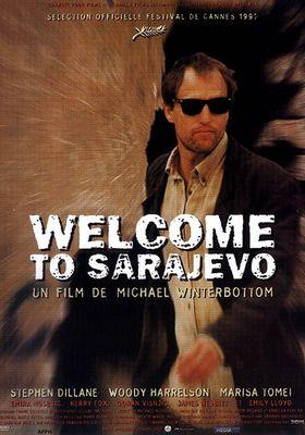 『ウェルカム・トゥ・サラエボ』のポスター