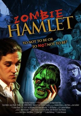 Zombie Hamlet's Poster