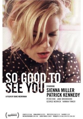 So Good to See You's Poster