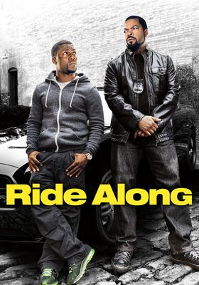 Ride Along's Poster