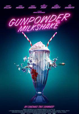 Gunpowder Milkshake's Poster