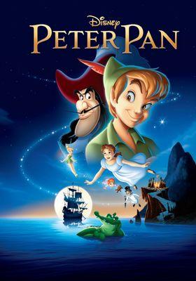 『ピーター・パン』のポスター