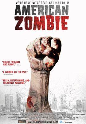 아메리칸 좀비의 포스터