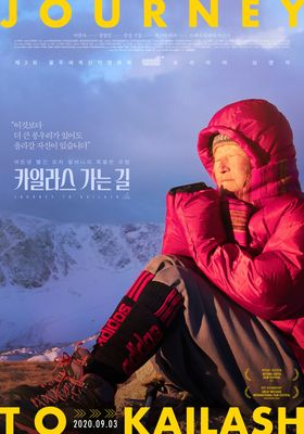 『Journey to Kailash(英題)』のポスター