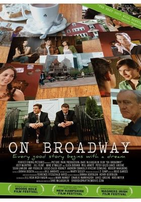 On Broadway's Poster