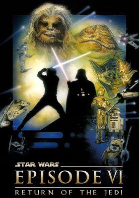 『スター・ウォーズ ジェダイの復讐』のポスター