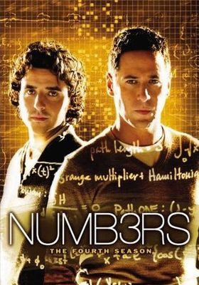 Numb3rs Season 4's Poster