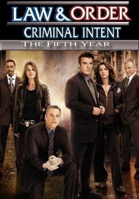 Law & Order: Criminal Intent Season 5's Poster