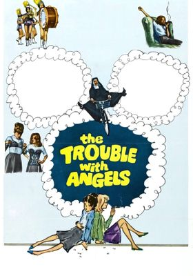 천사들의 장난의 포스터