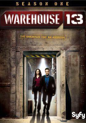 Warehouse 13 Season 1's Poster