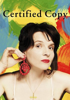 Certified Copy's Poster