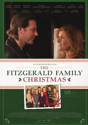 더 피츠제럴드 패밀리 크리스마스의 포스터