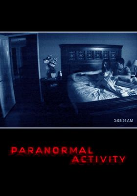 Paranormal Activity's Poster