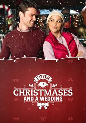 Four Christmases and a Wedding's Poster
