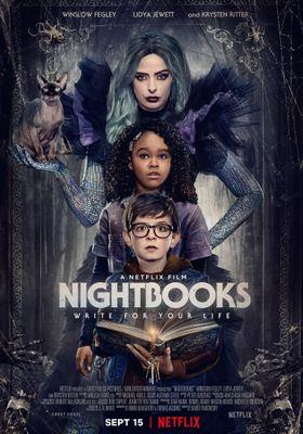 Nightbooks's Poster