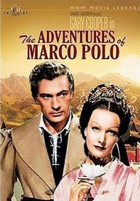 The Adventures of Marco Polo's Poster