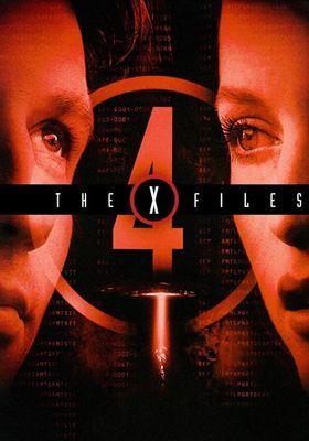 X 파일 시즌 4의 포스터