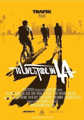 투 리브 앤 라이드 인 L.A.의 포스터