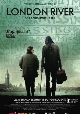 런던 리버의 포스터