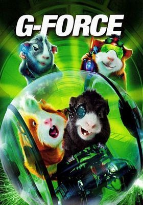 『スパイアニマル・Gフォース』のポスター