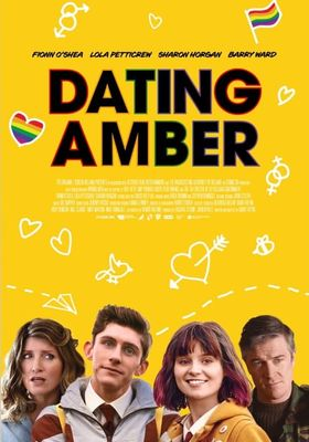 Dating Amber's Poster