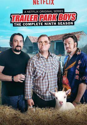Trailer Park Boys Season 9's Poster