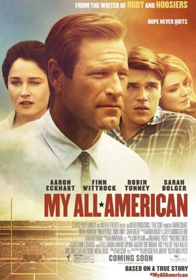 My All American's Poster