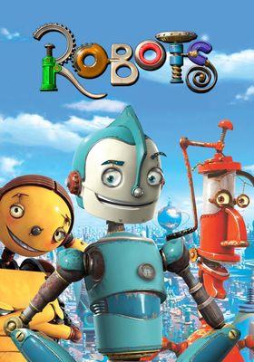 Robots's Poster