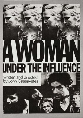 A Woman Under the Influence's Poster