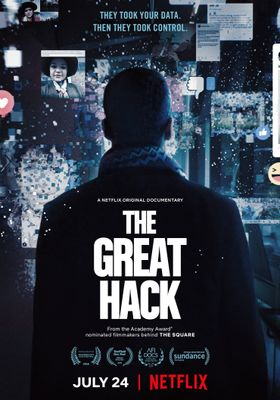 The Great Hack's Poster
