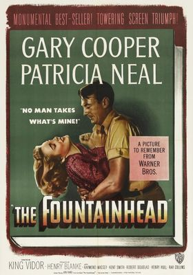 The Fountainhead's Poster