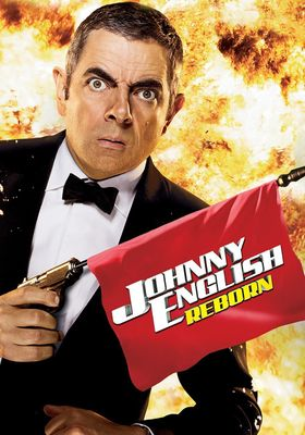 Johnny English Reborn's Poster
