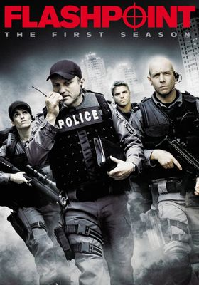 Flashpoint Season 1's Poster