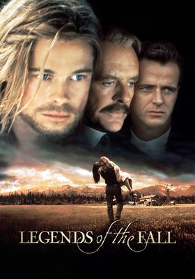 Legends of the Fall's Poster